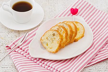 粉红色甜蜜下午茶图片