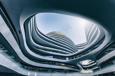 现代商务创意建筑摄影图片
