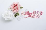 母亲节的鲜花背景图片