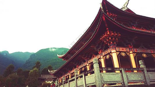 大理寺庙图片