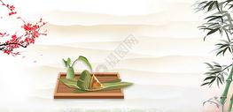 端午粽子赛龙舟图片
