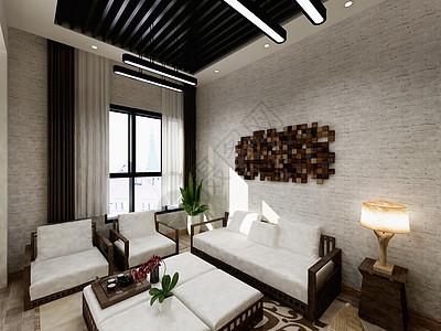 会客厅-中式风图片