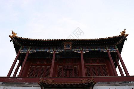 香山公园众妙之门图片
