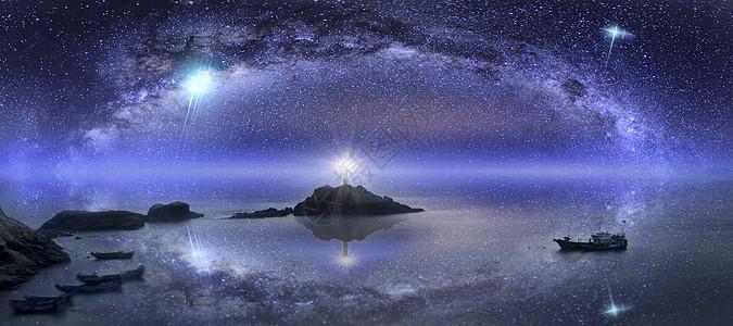 东极岛的星空图片