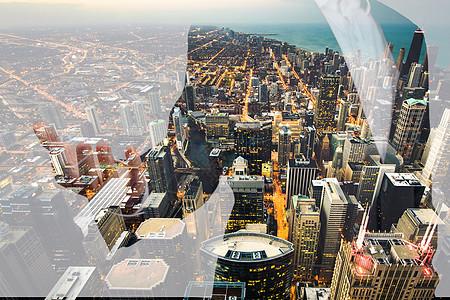 商业风云图片