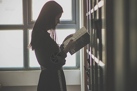 大学时光之图书馆图片