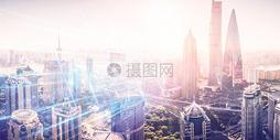都市之光图片