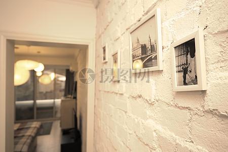 民宿吊灯图片