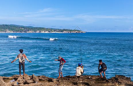 印度尼西亚巴厘岛海边图片