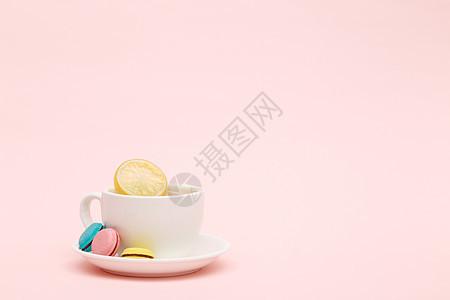 创意甜品组合图片