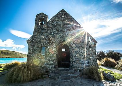 牧羊人教堂图片