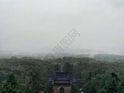南京中山陵风景高清图片
