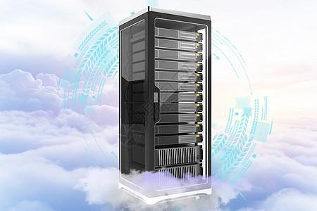 云服务器图片