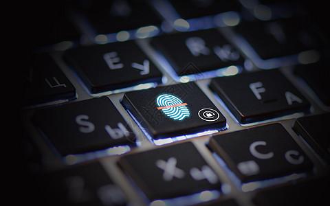 信息指纹保护图片