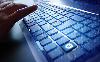 键盘信息安全图片