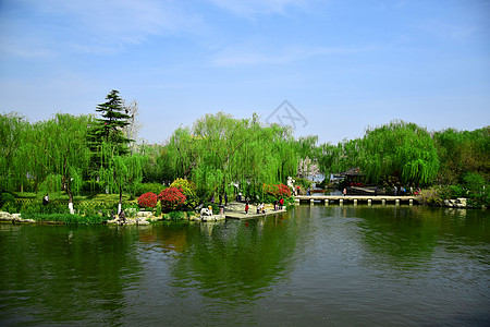 襄阳古隆中风景区