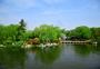 济南大明湖风景区图片