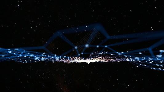 互联网大数据科技背景图片
