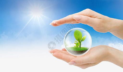 绿色清新环保图片图片