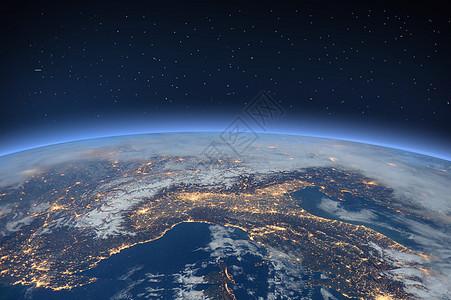 科技地球村图片