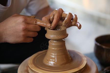 陶瓷制作图片