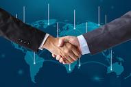 网络合作商务合作图片
