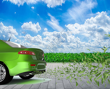 绿色出行图片