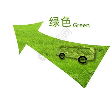 通往绿色通道图片