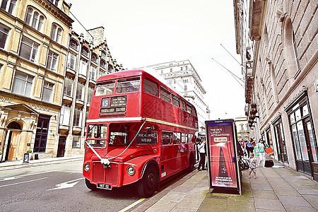 英国利物浦婚礼巴士图片