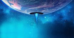 科技地球地球之门图片