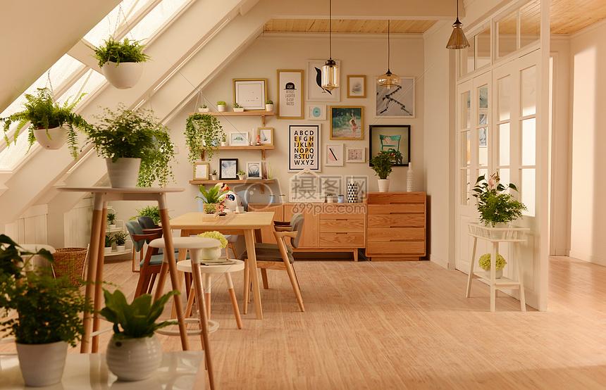 日式家居图片