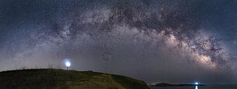 星空 银河 背景素材图片
