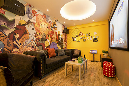温馨小户型客厅图片