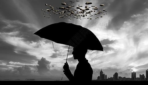 石头雨图片