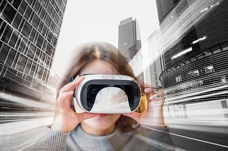 虚拟现实眼镜图片