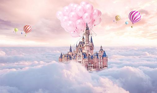 梦幻城堡图片