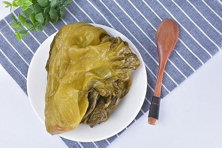 酸菜 泡菜图片