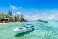 夏天马来西亚兰卡央岛图片