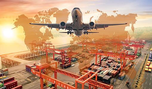 飞机贸易图片