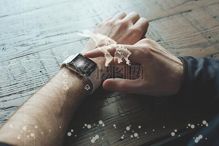 手表科技图片