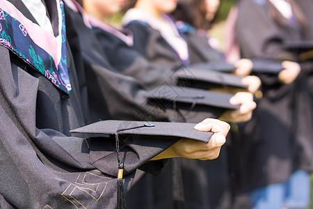 毕业季人像背景图片