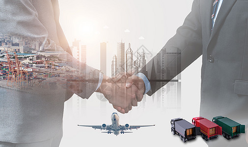 合作与贸易图片