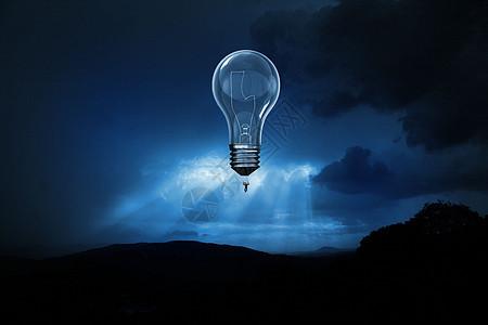 创意电灯泡图片