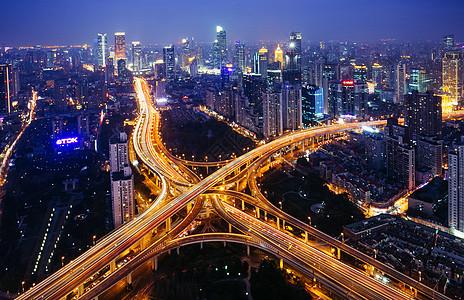 城市动脉 城市高架桥图片