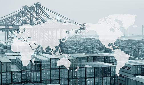 全球贸易图片
