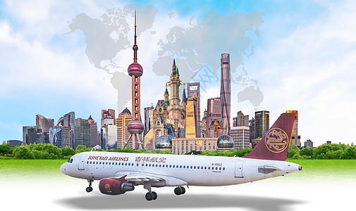 飞机起飞旅游世界图片