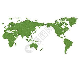 绿色世界图片