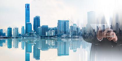 城市商务人士图片