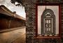 四川安仁古镇上的民国风情老街道图片