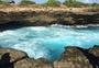 巴厘岛蓝梦岛之恶魔的眼泪图片